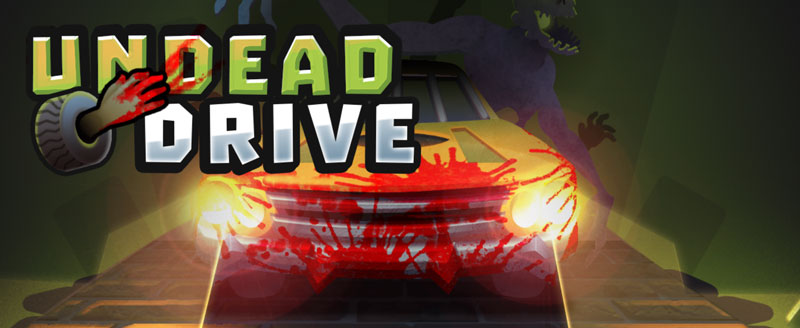Zombie driver game.